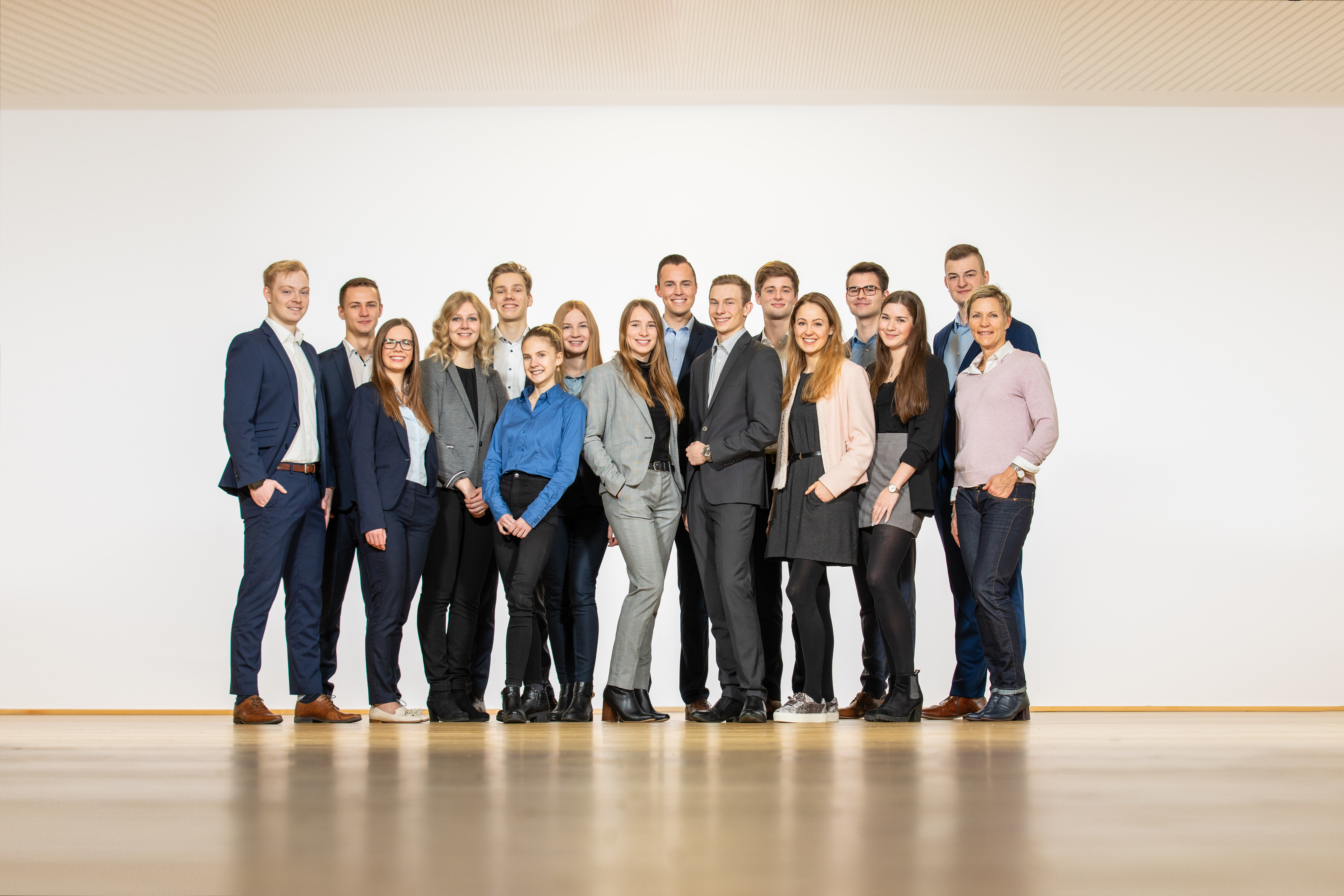 Bachelor Students of Hannover Re